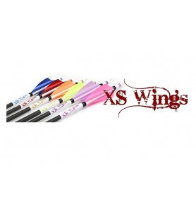 XS WINGS PENAS ROUND SPIN 40MM (50 UN)