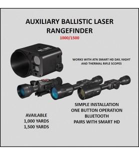 ATN LASER RANGEFINDER AUXILIARY BALLISTIC LASER 1000 / 1500