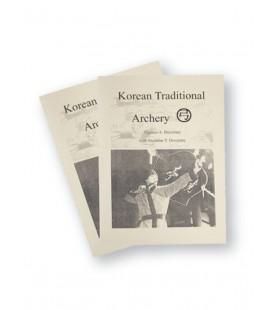 "LIVRO ""KOREAN TRADITIONAL ARCHERY"""