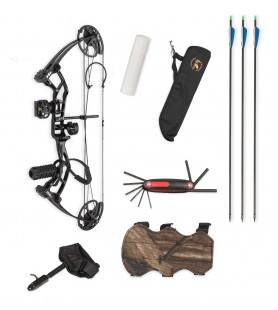 """TOPOINT ARCO COMPOUND M2 YOUTH PACKAGE 17-27"""" , 10-40 lbs"""
