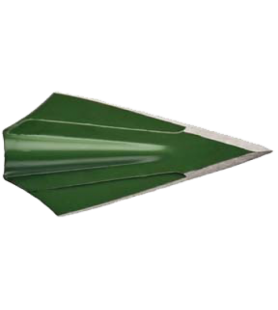 ZWICKEY PONTA CAÇA BK DIAMOND ESKIMO 11/32 125 gr 2 lâm (UN)