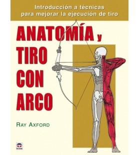 """LIVRO """"ANATOMIA Y TIRO CON ARCO"""""""