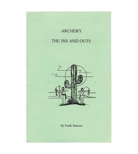 """LIVRO """"ARCHERY, THE INS AND OUTS"""""""