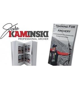 """LIVRO """"TRAINING FOR ARCHERY"""" JAKE KAMINSKI"""