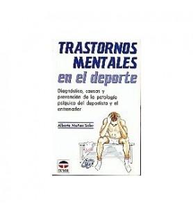"""LIVRO """"TRANSTORNOS MENTALES EN EL DEPORTE"""""""